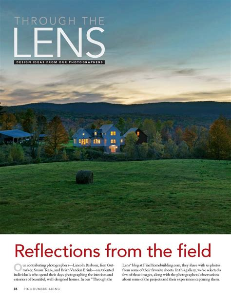 issue 259 houses 2016 fine homebuilding fine homebuilding silver maple construction