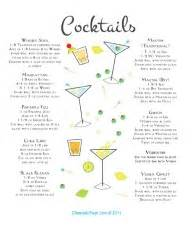 Cocktail Party Checklist - vintage drink recipes and cocktail recipes fresh cocktails you ll love