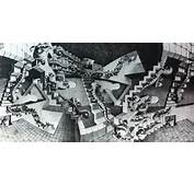 Escher House Of Stairs Jigsaw Puzzle  PuzzleWarehousecom