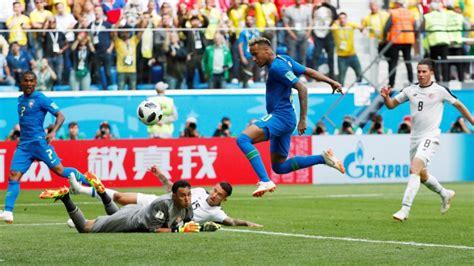 2 0 brasilien mit sp 228 tem pflichtsieg gegen costa rica b