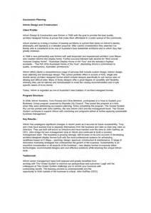 questionnaire cover letter exles interior design ex le free home design ideas images