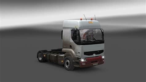 renault truck premium renault premium lander truck update euro truck simulator