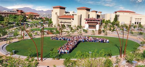 How Much Is Your Mba From Utep by The Of At El Paso