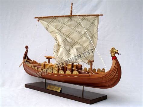 viking longboat model viking ship