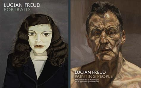 lucian freud wide open icons books national portrait gallery lucian freud portraits