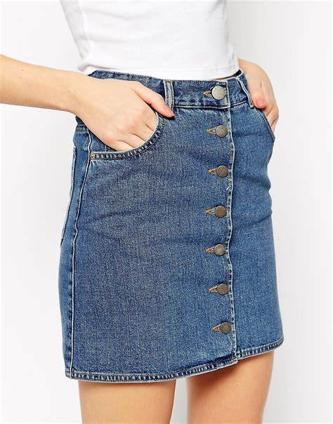 Denim Skirt 31 denim skirt pics pictuers