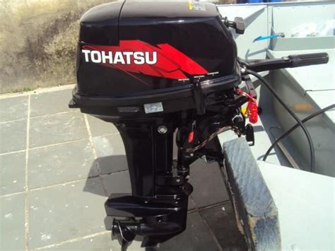 for sale 18 hp tohatsu outboard engine obm best for 10 to