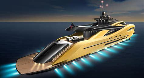 hydrofoil yacht design settantanove concept superyacht features retractable