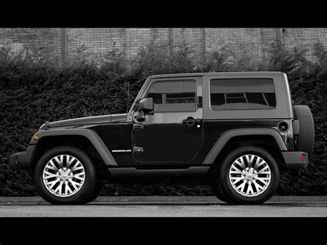 black jeep 2 door jeep wrangler door black rims black jeep door wallpaper