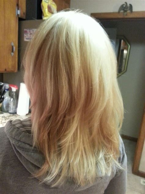 lowlights through bleached hair bleached hair with lowlights 17 best ideas about blonde