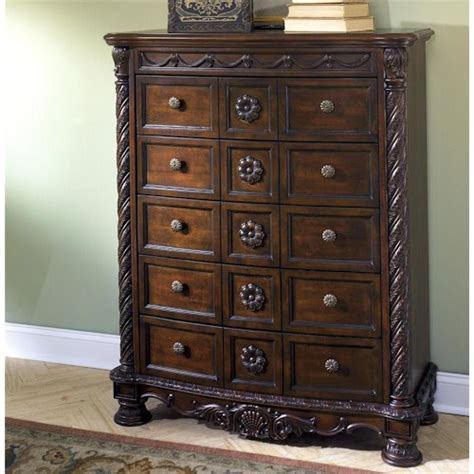 millennium shore chest of drawers with half turned