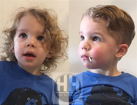 how to cut toddler boy hair curly 25 cool haircuts for boys 2017