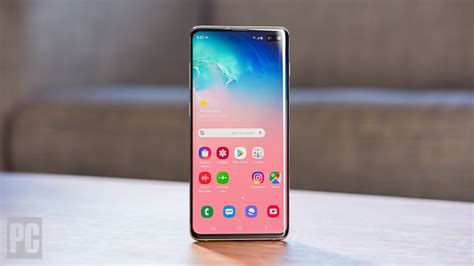 Samsung Galaxy S10 4g Vs 5g by Samsung Galaxy S10 Review Rating Pcmag