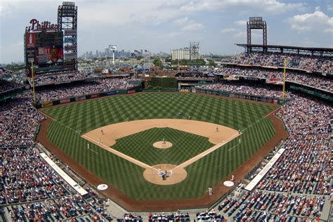citizens park bank citizens bank park philadelphia phillies ballpark digest