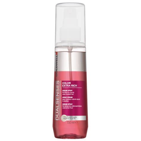 Serum Spray goldwell dualsenses color rich serum spray 150ml