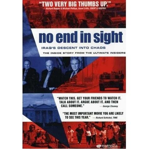 no end in sight for inteldocu no end in sight iraq s descent into chaos