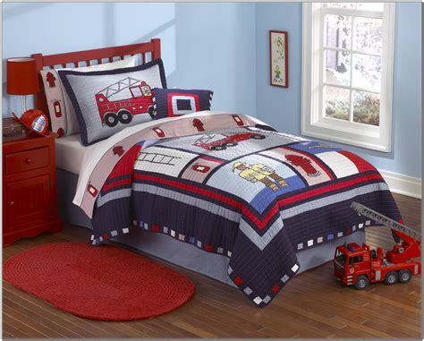 boy toddler bed sets toddler boy bedding sets trucks beds home design ideas