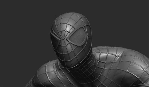 3d Model spider model 3d model obj cgtrader