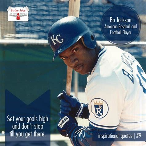 8 Best Inspirational Sports by Bo Jackson American Baseball And Football Player Quot Set