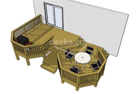 Tri Level Floor Plans Decks Com Free Plans