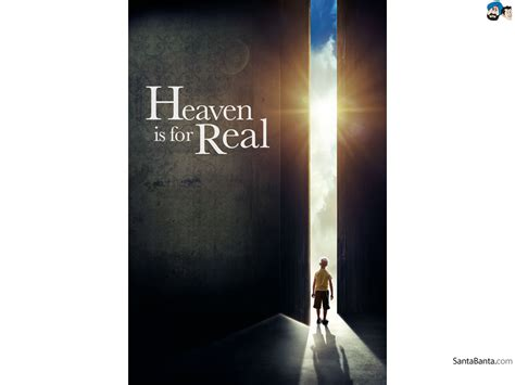 Heaven Is For Real For Ones by Quotes From The Heaven Is For Real Quotesgram