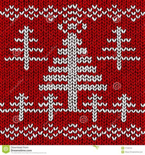 christmas tree jumper pattern jumper with christmas tree pattern stock images image