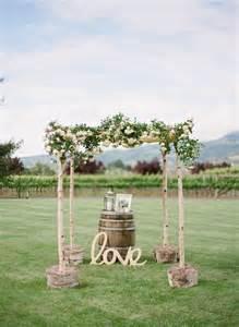 outdoor ceremony decor best 20 american outdoor wedding ceremony decor ideas 2016