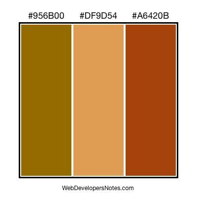 brown color combination brown color combinations
