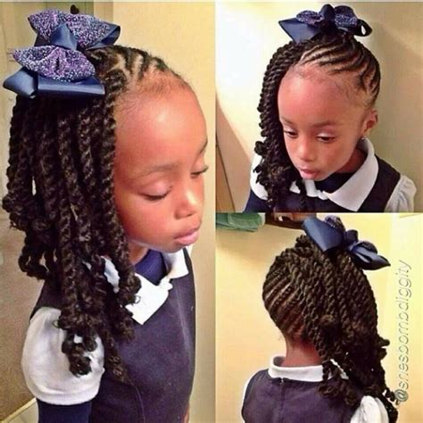 Hairstyles For Hair Black Back To School by Best 25 Black Hair Ideas On Braids For