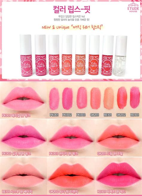 Etude Fit review etude house color fit pk001 and or202