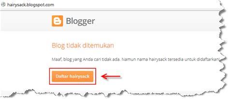 blogger artinya trik saya mendapatkan ratusan blog zombie tanpa ribet