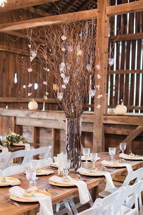 barn wedding table decoration ideas 61 cozy and charming barn wedding table settings