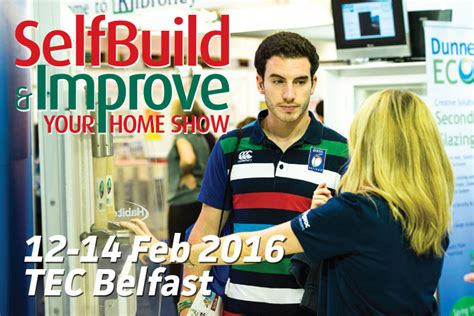 selfbuild improve your home show belfast 2016 slemish