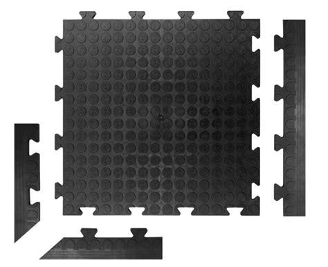 piastrelle per garage piastrella in pvc ad incastro tenax line 500x500x8 mm