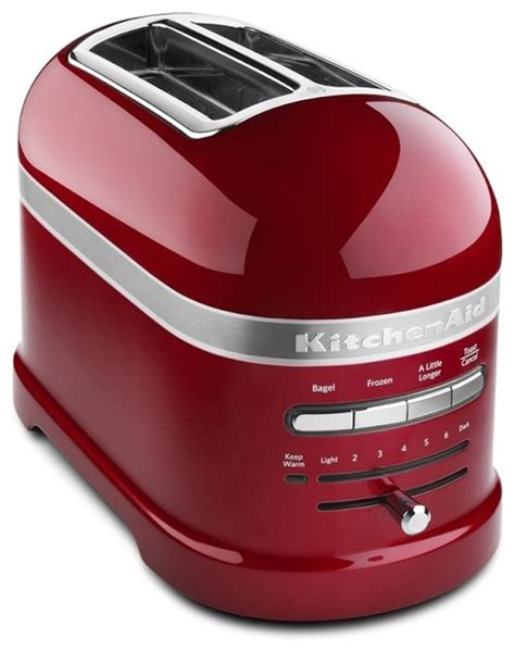 Pro Toaster Kitchenaid Pro Line Toaster Contemporary Toasters By