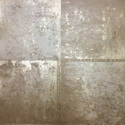 wallpapers for walls holden decor metal panel wallpaper slightly textured