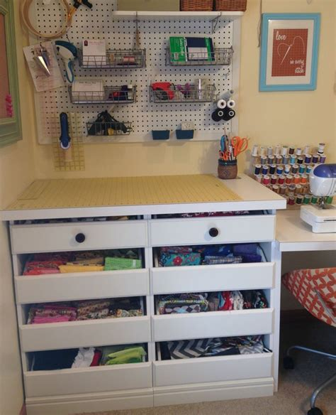 sewing room storage pin by melanie terpstra on sewing storage craft room