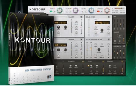 kontour instruments kontour audiofanzine