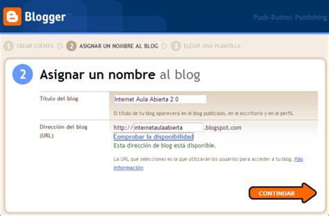 blogger wikipedia creaci 243 n de un blog