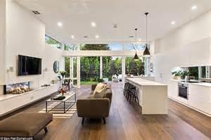 View From Living Room To Kitchen The Bachelor S Sam Wood And Snezana Snezana Markoski