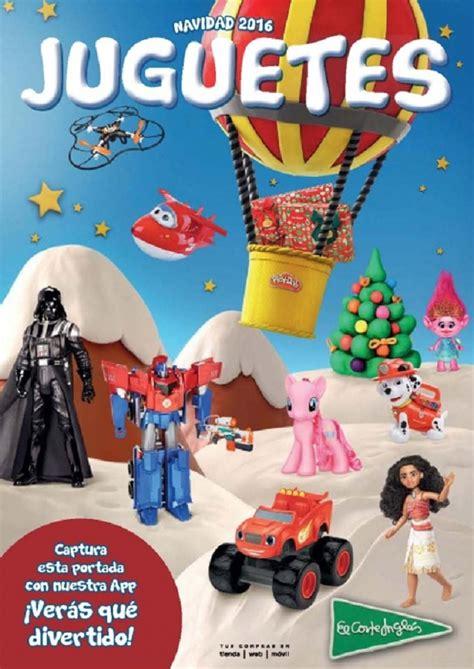 catalogo juguetes corte ingles recopilatorio de cat 225 logos de juguetes 2017 para esta navidad