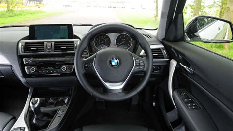 Interior Of Bmw 1 Series by Bmw 1 Series Hatchback Interior Dashboard Satnav Carbuyer