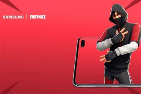 Samsung Galaxy S10 X Fortnite by Samsung And Epic Reveal Exclusive Ikonik K Pop Fortnite Skin For Galaxy S10 Dot Esports