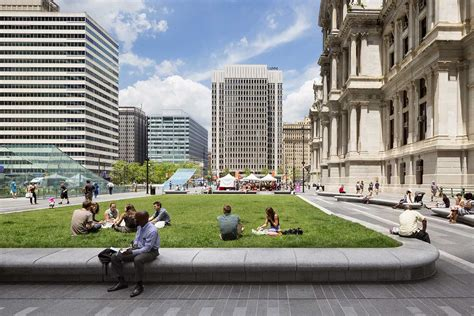 Landscape Architecture Network Dilworth Park Philadelphia City