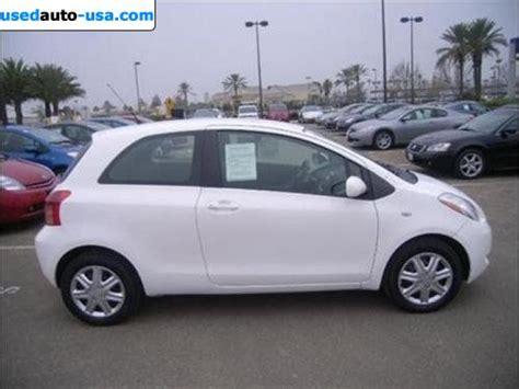 Toyota Yaris 2007 For Sale For Sale 2007 Passenger Car Toyota Yaris 2007 Toyota Yaris