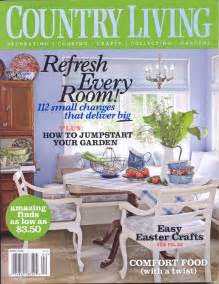 Country Living Subscription by Country Living Magazine Subscription For 4 99 Per Year