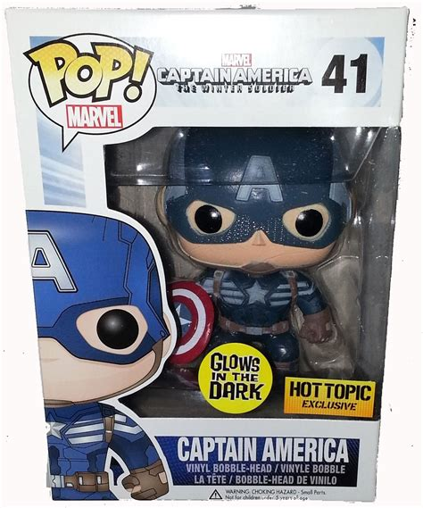 Funko Pop Tees Captain America Marvel Captain America 3 Civil War funko pop marvel cap 2 captain america 41 topic figure in stock ebay