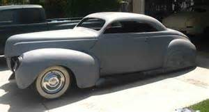 Franklin Chevrolet Metter Ga Ford 1939 Or 1940 Coupe Project Car Autos Post