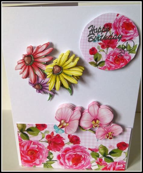 How To Do Decoupage Cards - how to decoupage a beginners guide card world