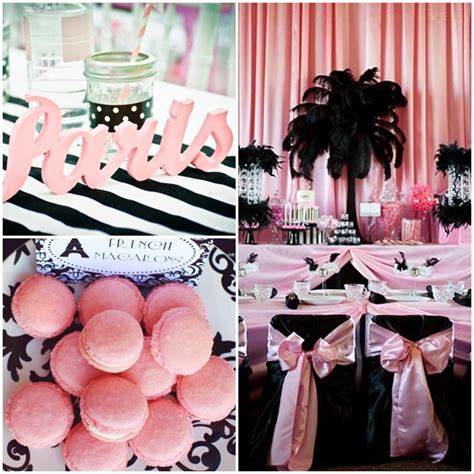 quinceanera themes paris parisian party a night in paris sweet fifteen theme